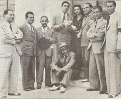 Μαζί με τον Δημήτρη Χορν και το Διονύση Παπαγιαννόπουλο