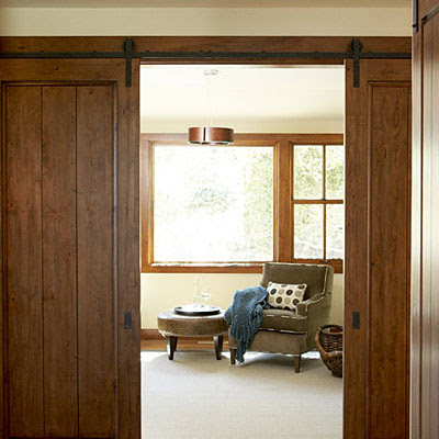 interior barn door