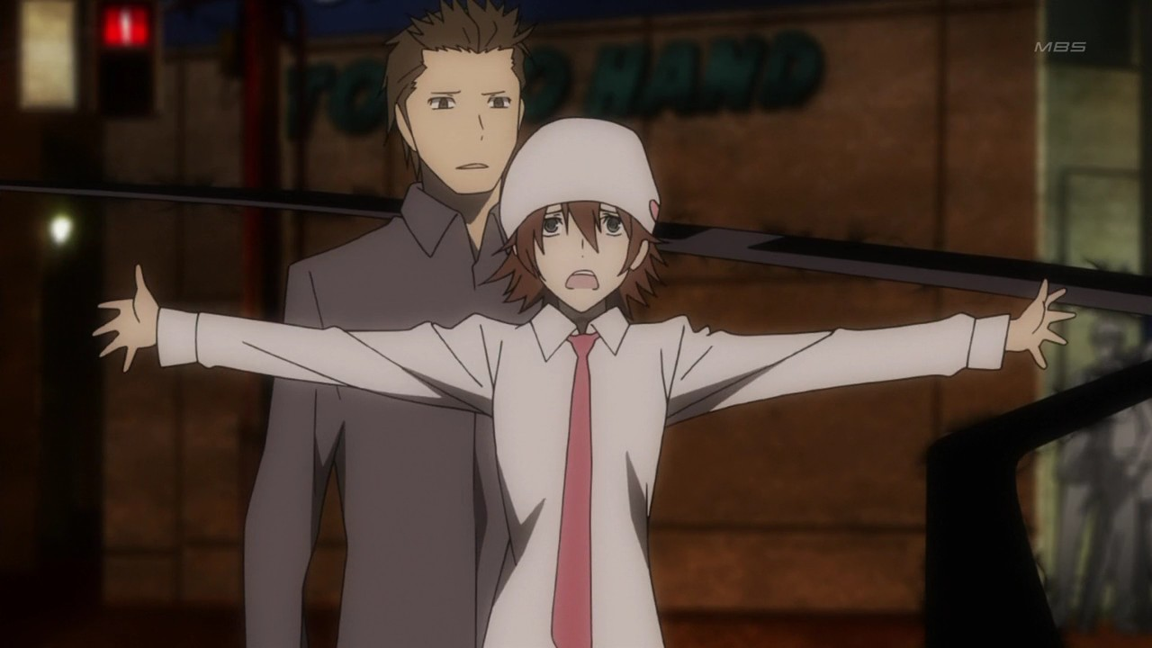 Raison d'être: Durarara 12 - Being and Non-Being mutually ...