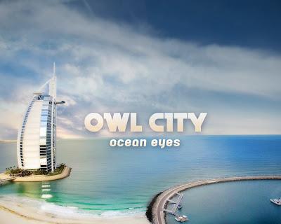 O Owl City owl city ocean eyes wallpaper