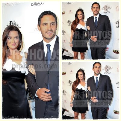 Who is kyle richards first husband