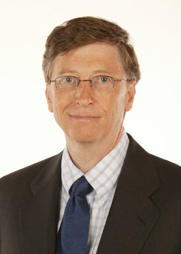 Bill's father, Bill Gates
