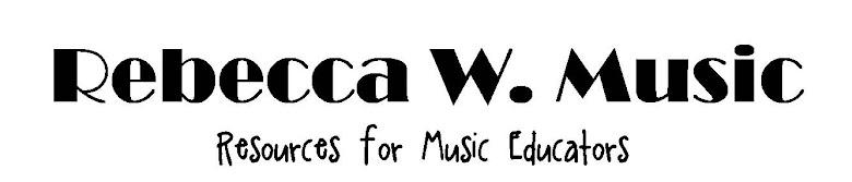 Rebecca W. Music