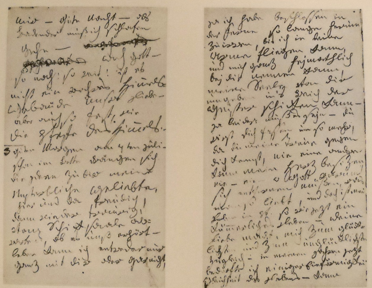 The Daily Beethoven: 11/23 The Immortal Beloved Letter (Autograph)