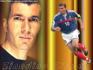 wallpaper zidane zinedine
