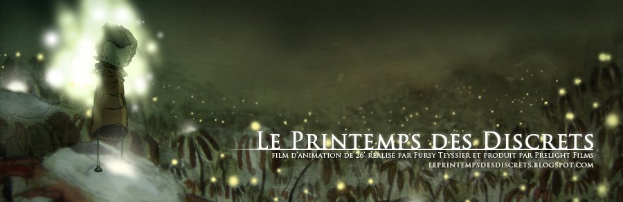 Le Printemps des Discrets - Animated mid-lenght film by Fursy Teyssier