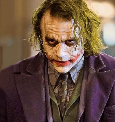 Heath ledger will not appear in the dark knight rises