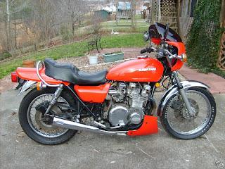 Kawasaki KZ1000: Kawasaki KZ1000
