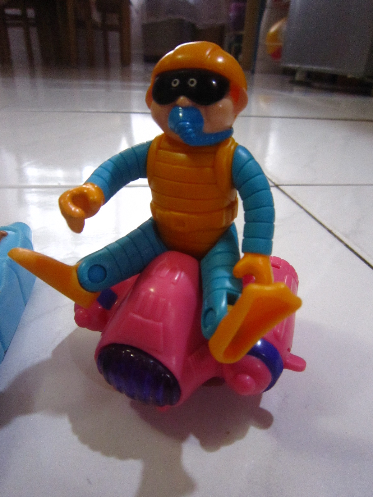 Totally Toys: McDonald's Happy Meal Toys Part 1