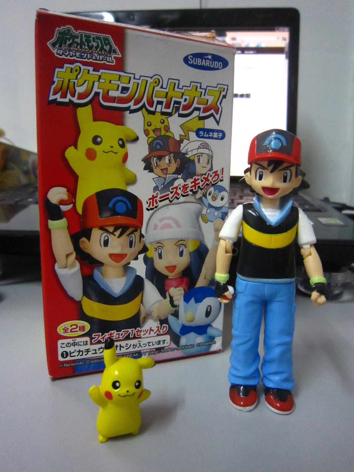 pokemon nude ash toy