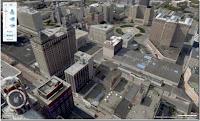 Virtual Earh - Nowy Jork - budynki 3d