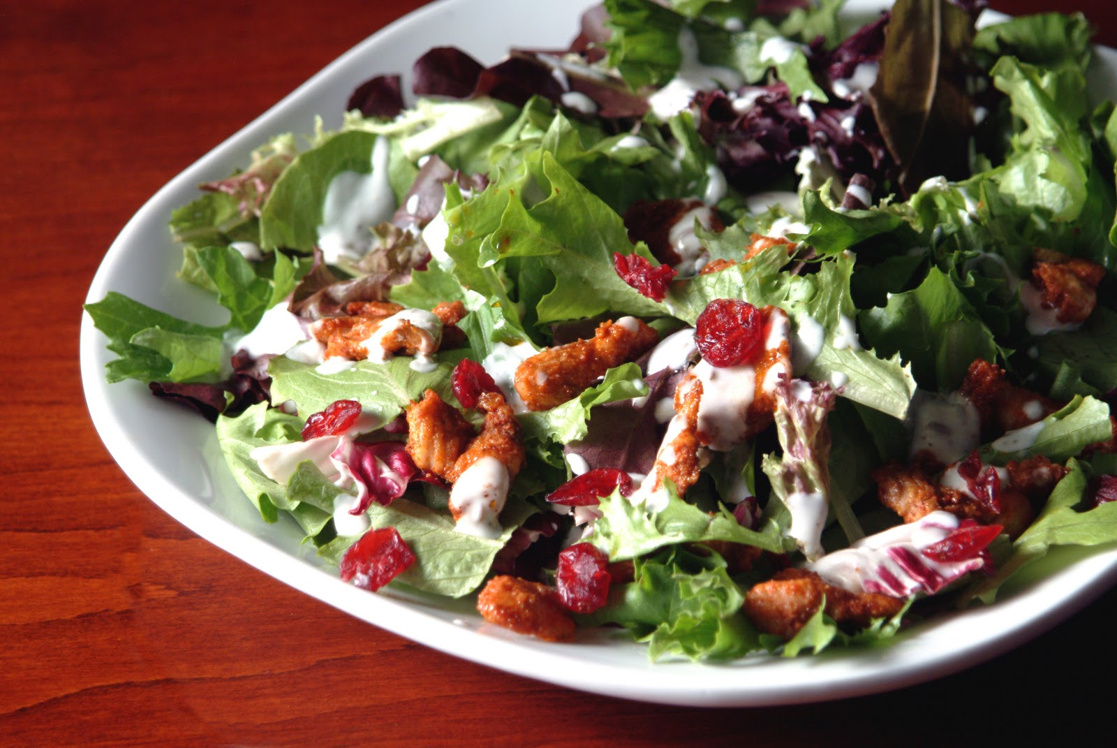 Lawyer Loves Lunch: Fresh Express Challenge: Chicken Tikka Salad