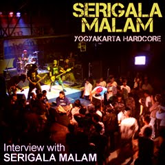 Interview with SERIGALA MALAM