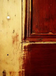 home improvement, refurbishing interior doors