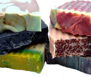 Fragrant guest soaps