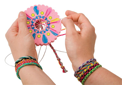 Friendship Bracelets, Bracelet Weaving Kit
