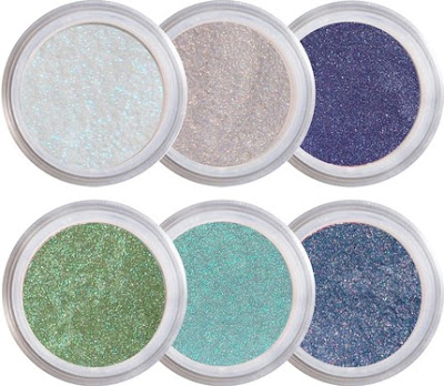 Pure Mineral Eye Shadow, Orglamix