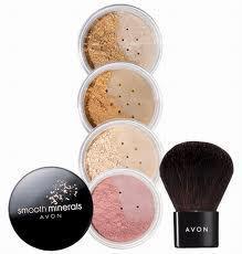 Avon, Mineral Cosmetics
