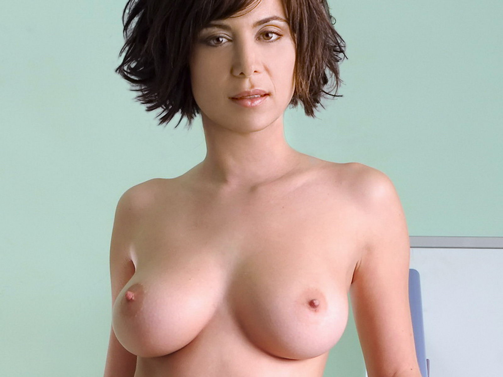 Catherine Bell Sey Nude Hot Naked Big Boobs