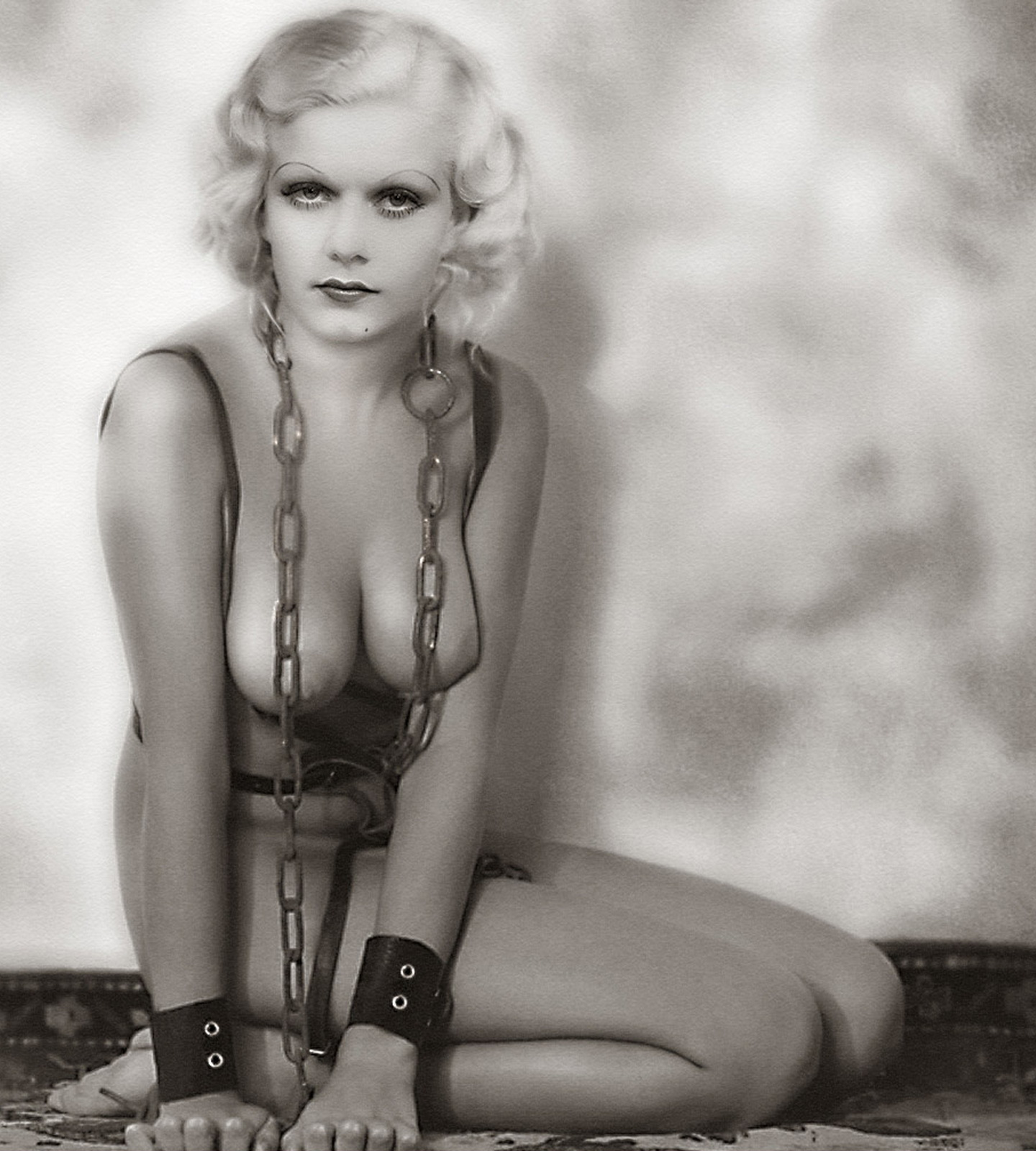 Jean Harlow nude bondage naked ... to San Francisco in the early 60s while he remained behind in Tijuana.