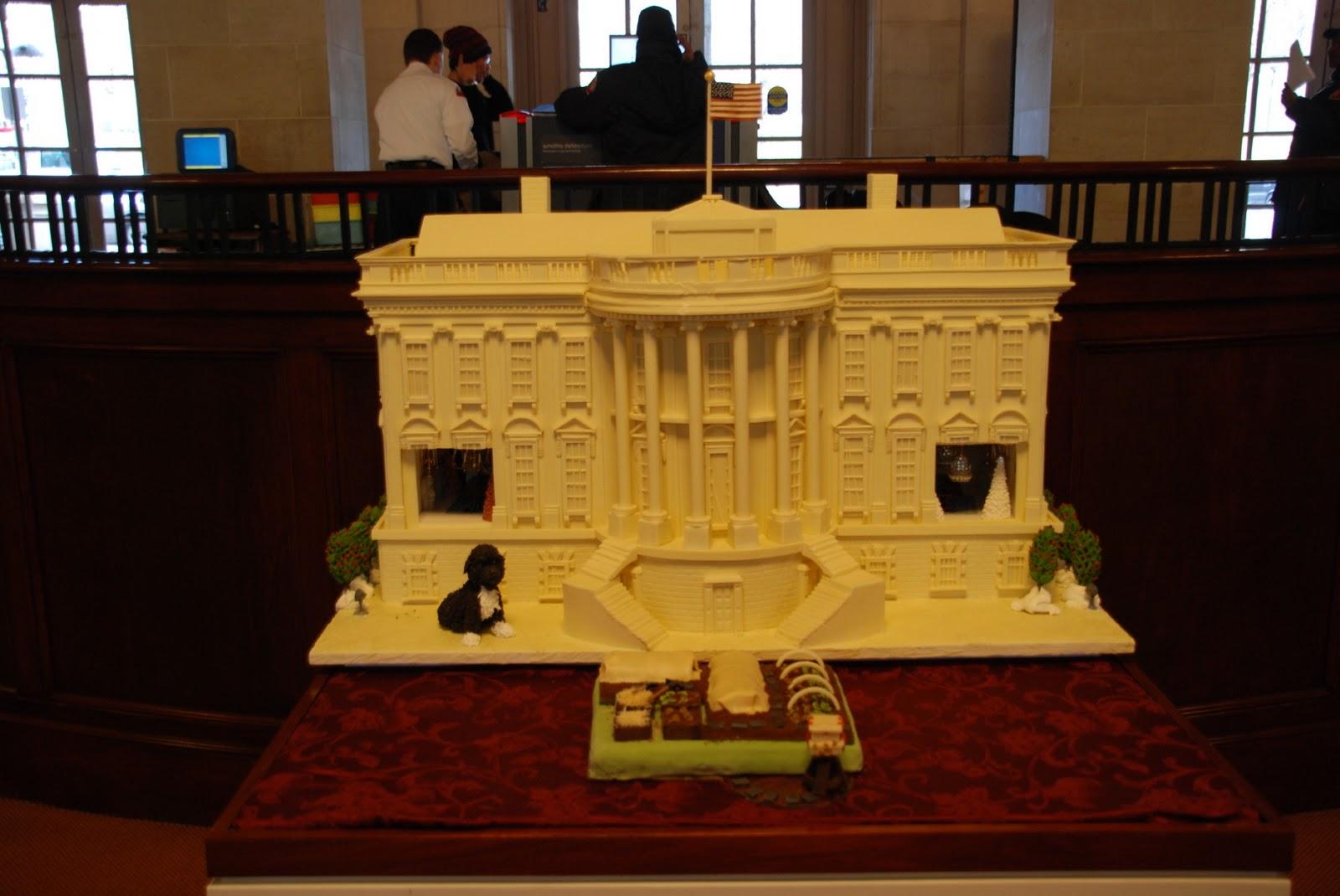 Maquette Maison Blanche