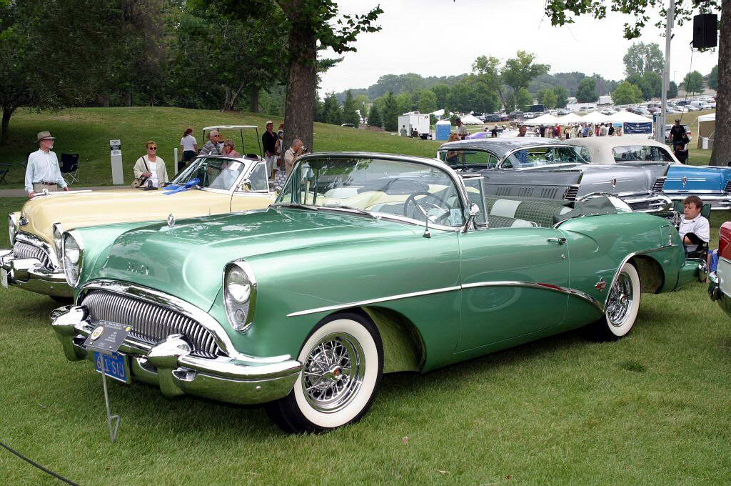1954 buick skylark convertible classic car pictures. Black Bedroom Furniture Sets. Home Design Ideas