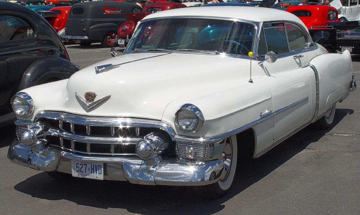 Classic Car History - Cadillac Series 62
