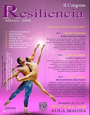 II Congreso Resiliencia México  2006