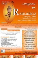 1er. Congreso Resiliencia México 2005
