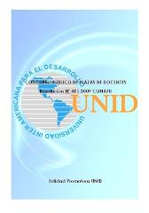 CONCURSO PUBLICO DE DOCENTES