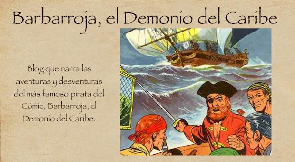 Barbarroja, el Demonio del Caribe