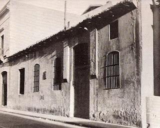La Cas de type colonial à Buenos Aires