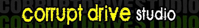 corrupt drive studio