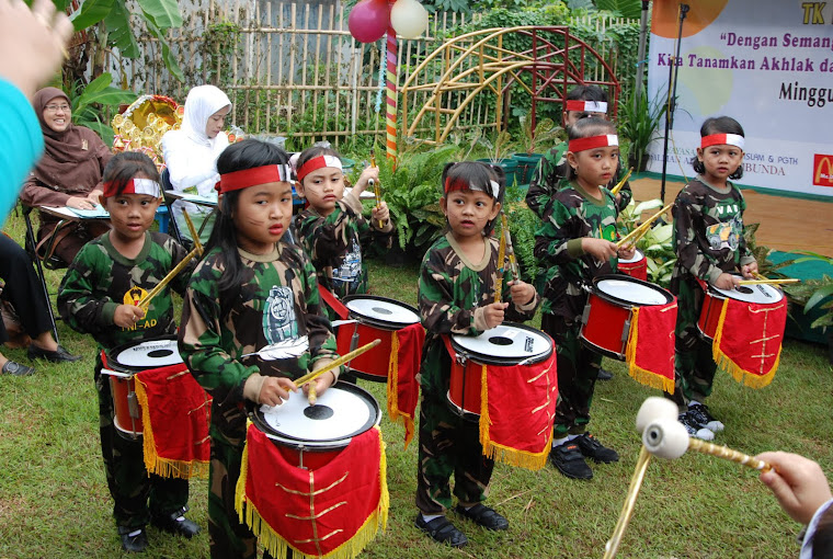 Drumband TK Islam Ibunda