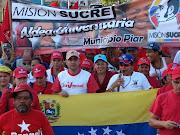 Alcalde Muñiz y las Misiones Juntos por el Sí a la Enmienda