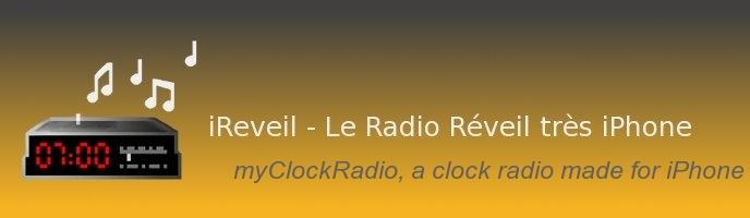 iReveil - Le radio réveil très iPhone