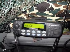O meu VHF profissional de móvel é um MOTOROLA GM360