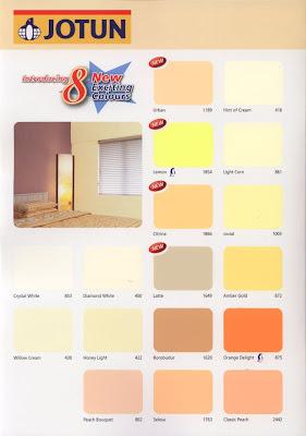 Colour Catalog : http://exposucata.com.br/emkt/2009/images/jotun-colour-catalogue