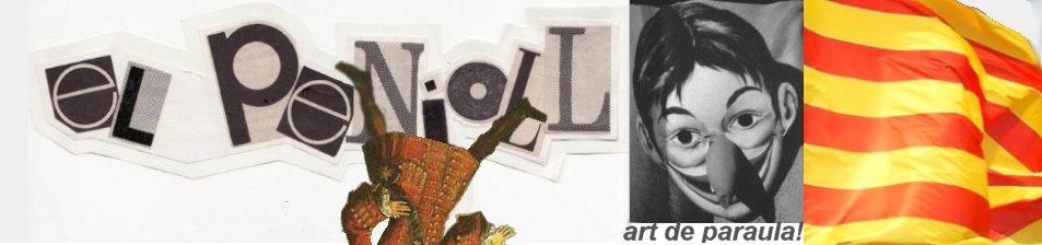 El Penjoll, art de paraula TV