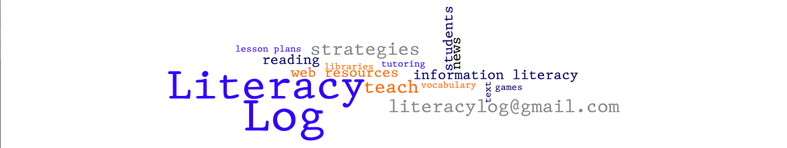 Literacy Log - Resources and Strategies for All Kinds of Teachers