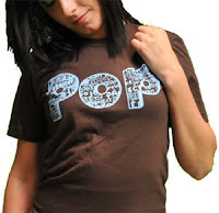 The Pop Project t-shirt