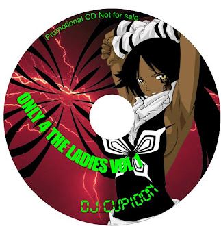 Dj Cupidon - Only 4 Ladies Vol 1