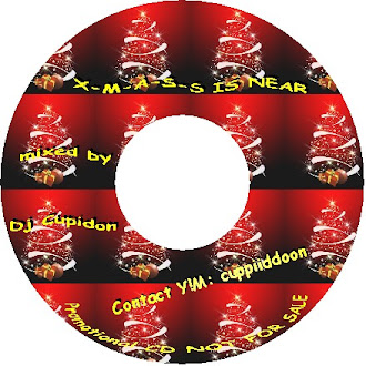 Dj Cupidon - X-M-A-S-S is near Part 1