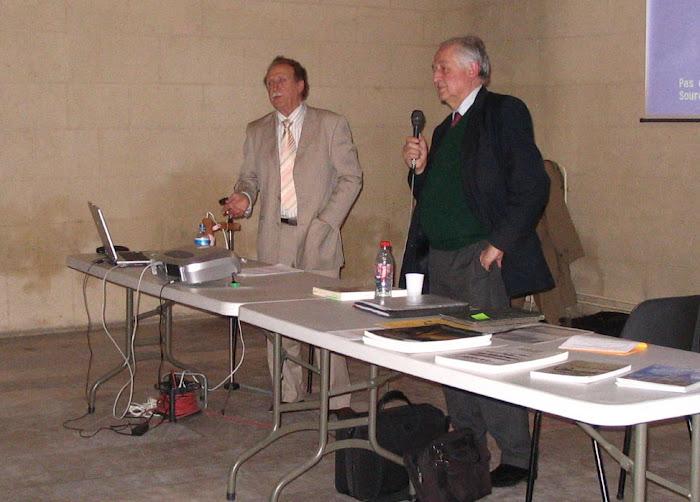 Conférence du 29 mars 2008