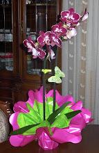 una belleza de flores