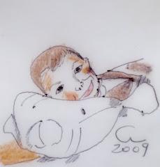 Minha Caricatura/Mein Bild