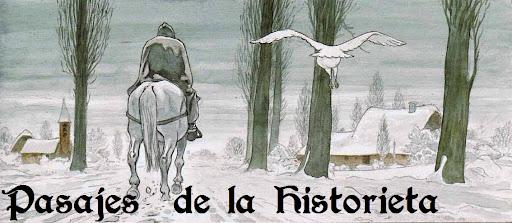 Pasajes de la Historieta.