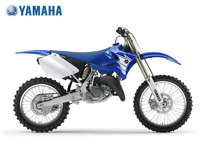 Yamaha YZ 125 Picture