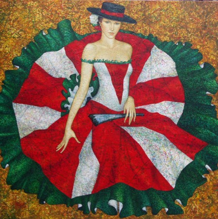 Danseuse de Volodia POPOV