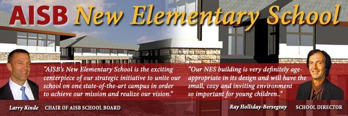AISB New Elementary School
